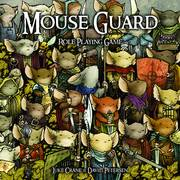 MOUSE GUARD RPG HC W/ DUST JACKET