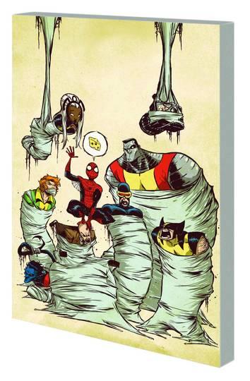 MARVEL ADVENTURES SPIDER-MAN TP VOL 15  DIGEST