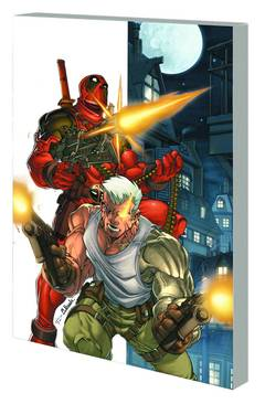DEADPOOL & CABLE ULTIMATE COLLECTION TP