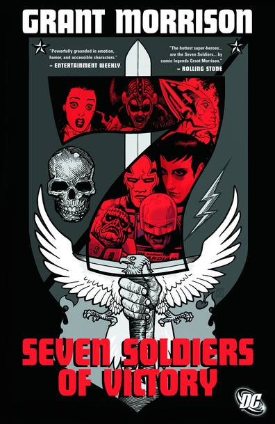 SEVEN SOLDIERS OF VICTORY HC VOL 01