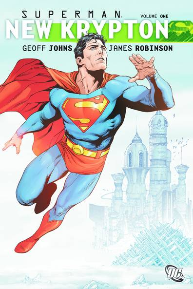SUPERMAN NEW KRYPTON HC VOL 04