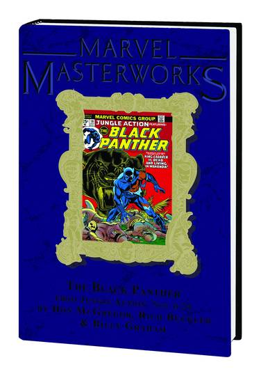 MMW BLACK PANTHER HC VOL 01 JUNGLE ACTION DM ED