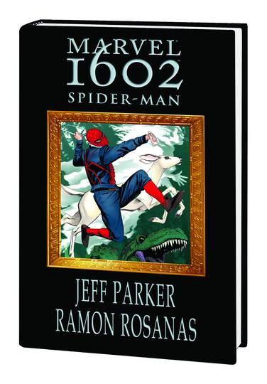 MARVEL 1602 SPIDER-MAN PREM HC