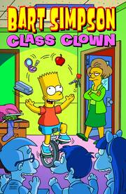 BART SIMPSON CLASS CLOWN TP