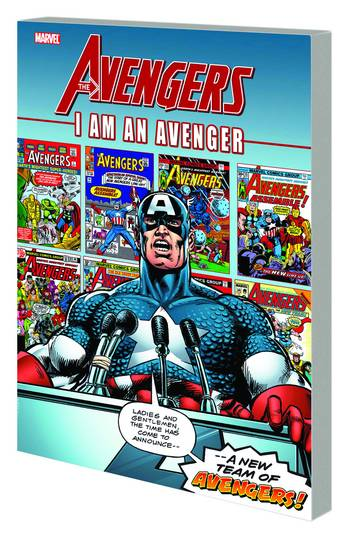 AVENGERS I AM AN AVENGER TP VOL 01