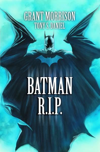 BATMAN RIP TP