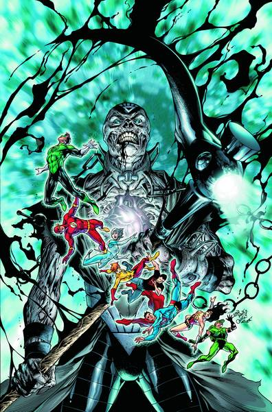 BLACKEST NIGHT BLACK LANTERN CORPS HC VOL 01