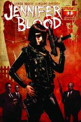 Garth Ennis Jennifer Blood