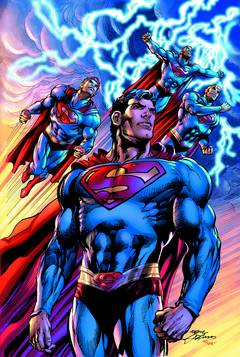 Superman the Coming of the Supermen (6-issue mini-series)