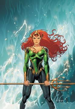 Mera Queen of Atlantis (6-issue mini-series)