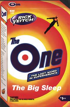 Rick Veitch the One (6-issue mini-series)