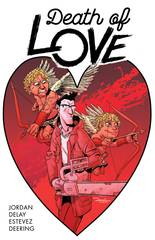 Death of Love (5-issue mini-series)