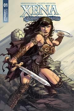 Xena (5-issue mini-series)