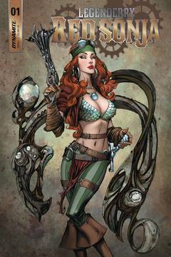 Legenderry Red Sonja (5-issue mini-series)