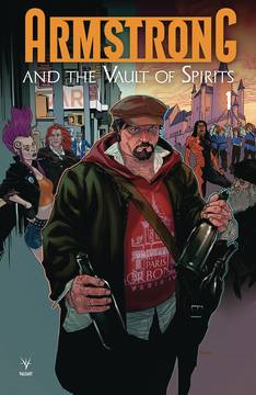 Armstrong & the Vault of Spirits