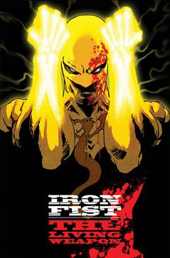Iron Fist Living Weapon