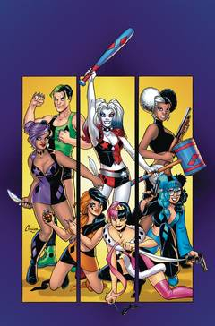 Harley Quinn and Her Gang of Harleys (6-issue mini-series)