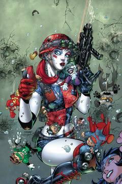 Harley Quinn & Suicide Squad April Fools Spec