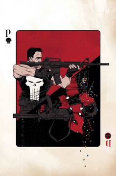 Deadpool Vs Punisher (5-issue mini-series)