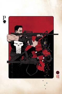 Deadpool Vs Punisher (5-issue mini-series)
