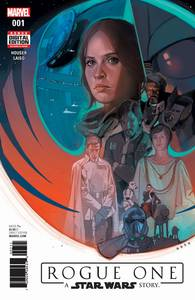 Star Wars Rogue One Adaptation (6-issue mini-series)