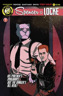 Spencer and Locke (4-issue mini-series)