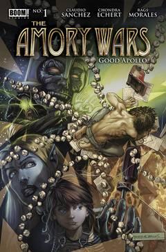 Amory Wars III Good Apollo (12-issue mini-series)