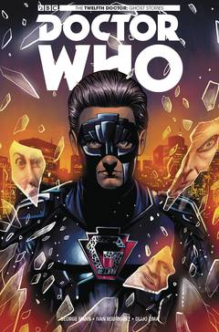 Doctor Who Ghost Stories (4-issue mini-series)