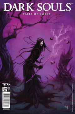 Dark Souls Tales of Ember (2-issue mini-series)
