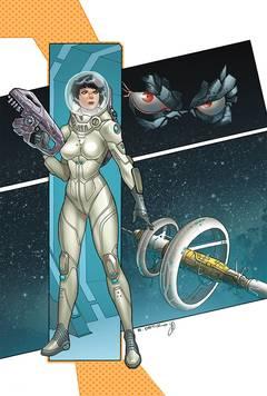 Vessel (3-issue mini-series)