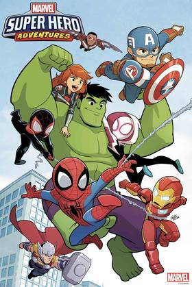 Marvel Super Hero Adventures (5-issue mini-series)