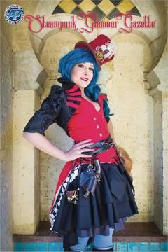 Steampunk Glamour Gazette