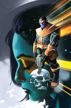 Thanos 6 Issue Miniseries