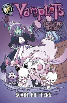 Vamplets Undead Pet Society