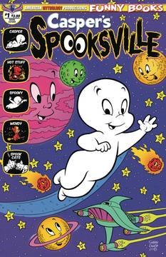 Caspers Spooksville (4 Issue Miniseries)