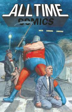 All Time Comics Zerosis Deathscape