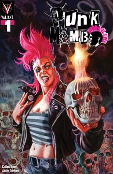 Punk Mambo 5 Issue Miniseries