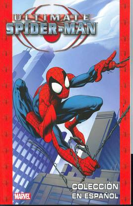 ULTIMATE SPIDER-MAN TP SPANISH COLLECTION