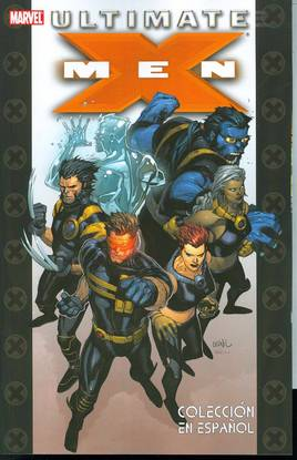 ULTIMATE X-MEN TP SPANISH COLLECTION