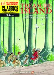 CLASSICS ILLUS DLX SC VOL 05 TREASURE ISLAND