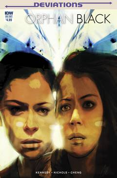 Orphan Black Deviations (6-issue mini-series)