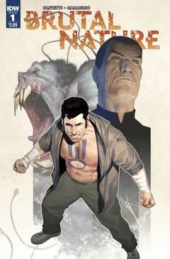 Brutal Nature Concrete Fury (5-issue mini-series)