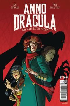 Anno Dracula (5-issue mini-series)