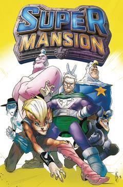 Supermansion (4-issue mini-series)
