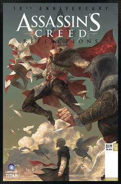 Assassins Creed Reflections (4-issue mini-series)