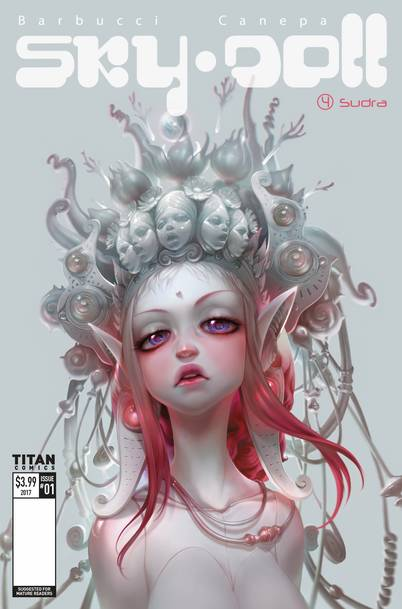 Sky Doll Sudra (2-issue mini-series)