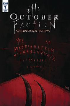 October Faction Supernatural Dreams