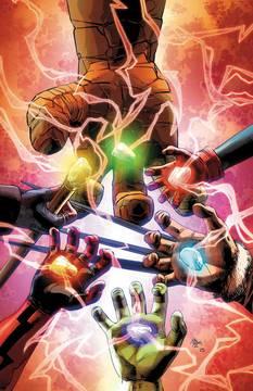 Infinity Countdown (5-issue mini-series)