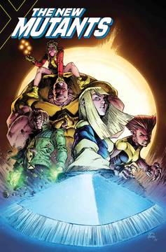 New Mutants Dead Souls (6-issue mini-series)