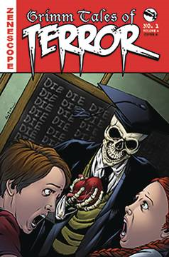 Gft Tales of Terror VOL 4